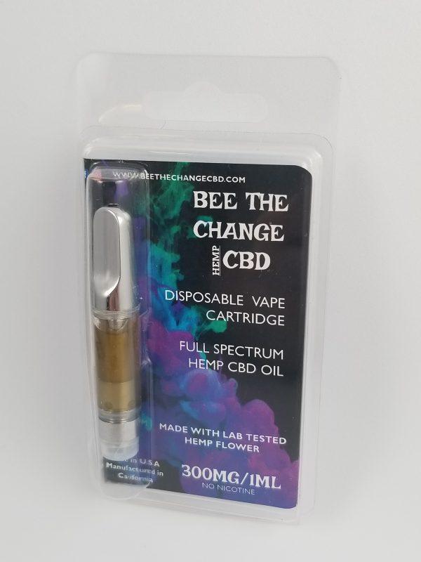 Full Spectrum CBD Oil Vape Cartridge - FRUITY PEBBLES - 300mg - 1gram